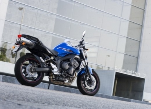 Yamaha FZ6  –  Long Test Ride - Foto 5 di 16
