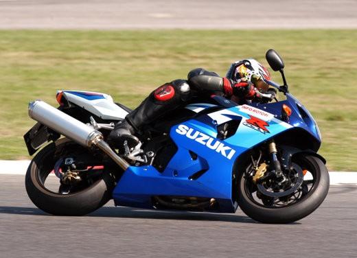Suzuki GSX-R 600 K5: Test Ride - Foto 6 di 23