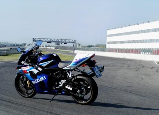 Suzuki GSX-R 600 K5: Test Ride - Foto 9 di 23