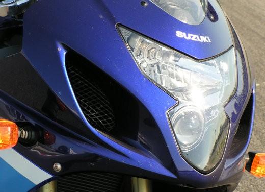Suzuki GSX-R 600 K5: Test Ride - Foto 11 di 23