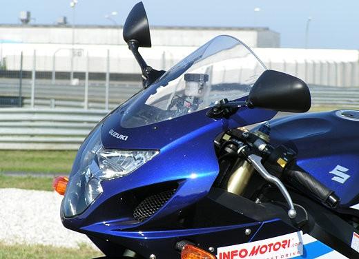 Suzuki GSX-R 600 K5: Test Ride - Foto 12 di 23