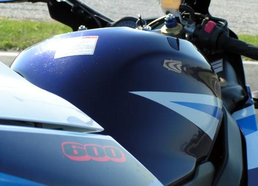 Suzuki GSX-R 600 K5: Test Ride - Foto 13 di 23