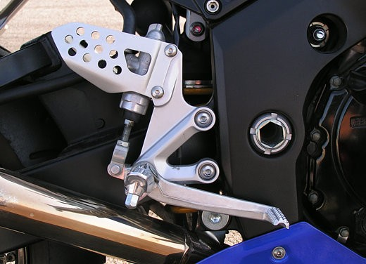 Suzuki GSX-R 600 K5: Test Ride - Foto 17 di 23