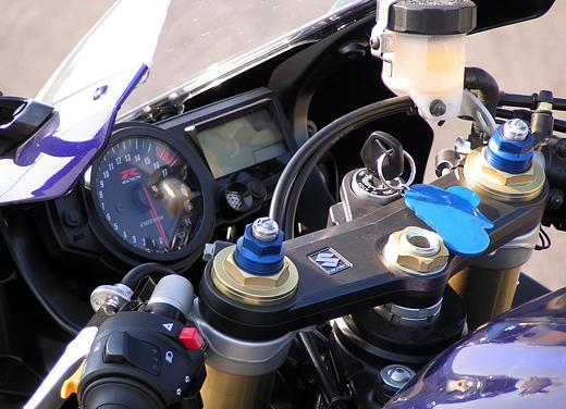 Suzuki GSX-R 600 K5: Test Ride - Foto 5 di 23