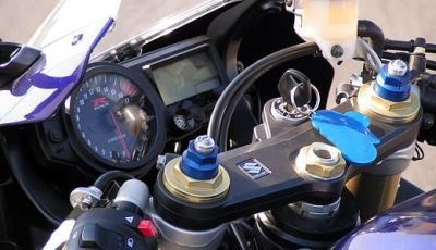 Suzuki GSX-R 600 K5: Test Ride