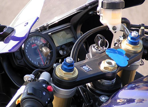 Suzuki GSX-R 600 K5: Test Ride - Foto 23 di 23
