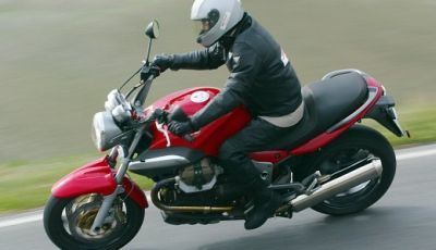 Moto Guzzi Breva 1100 – Test Ride