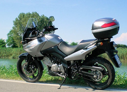 Suzuki V-Strom 650 – Long Test Ride - Foto 3 di 14