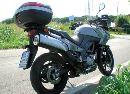 Suzuki V-Strom 650 – Long Test Ride - Foto 7 di 14