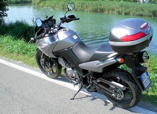 Suzuki V-Strom 650 – Long Test Ride - Foto 8 di 14
