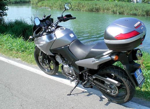 Suzuki V-Strom 650 – Long Test Ride - Foto 8 di 14
