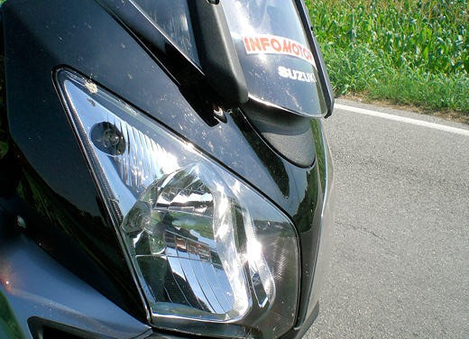 Suzuki V-Strom 650 – Long Test Ride - Foto 9 di 14