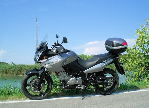 Suzuki V-Strom 650 – Long Test Ride - Foto 10 di 14