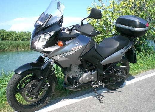 Suzuki V-Strom 650 – Long Test Ride - Foto 11 di 14