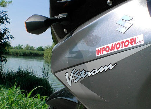 Suzuki V-Strom 650 – Long Test Ride - Foto 12 di 14