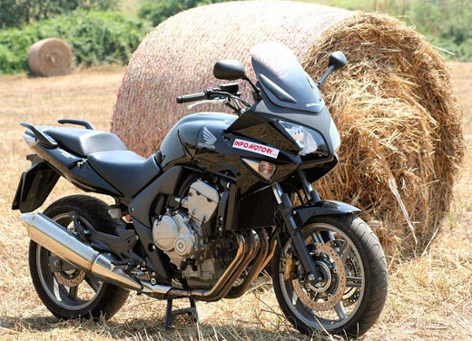 Honda CBF 600 S ABS – Long Test Ride