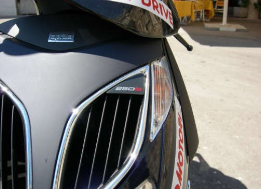 Aprilia Sportcity 250 i.e. – Long Test - Foto 20 di 43