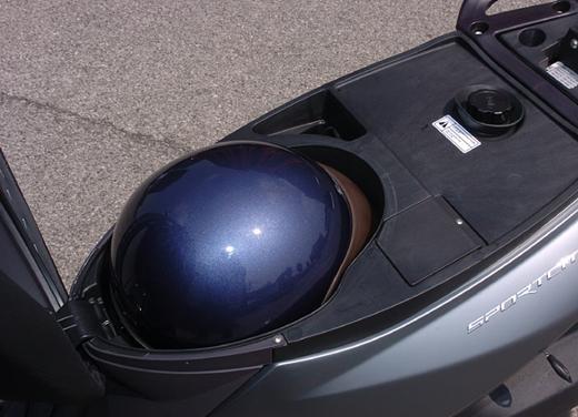 Aprilia Sportcity 250 i.e. – Long Test - Foto 41 di 43
