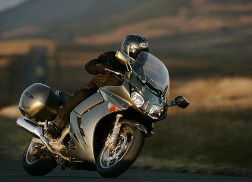 Yamaha, tra i nuovi modelli del 2013 spicca la tourer FJR 1300
