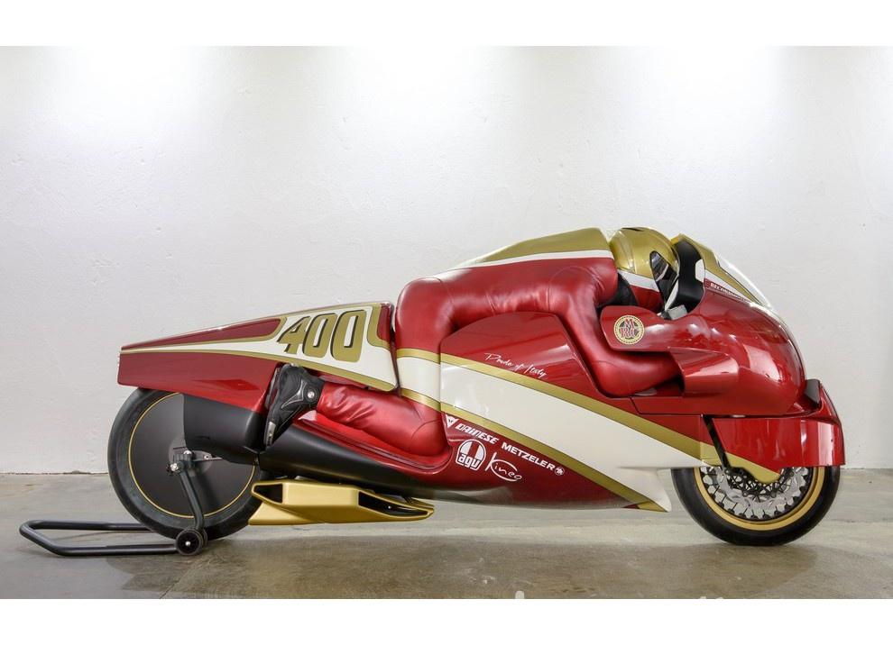 Battere il record di velocità: la Proud of Italy di Roberto Crepaldi - Foto 1 di 6