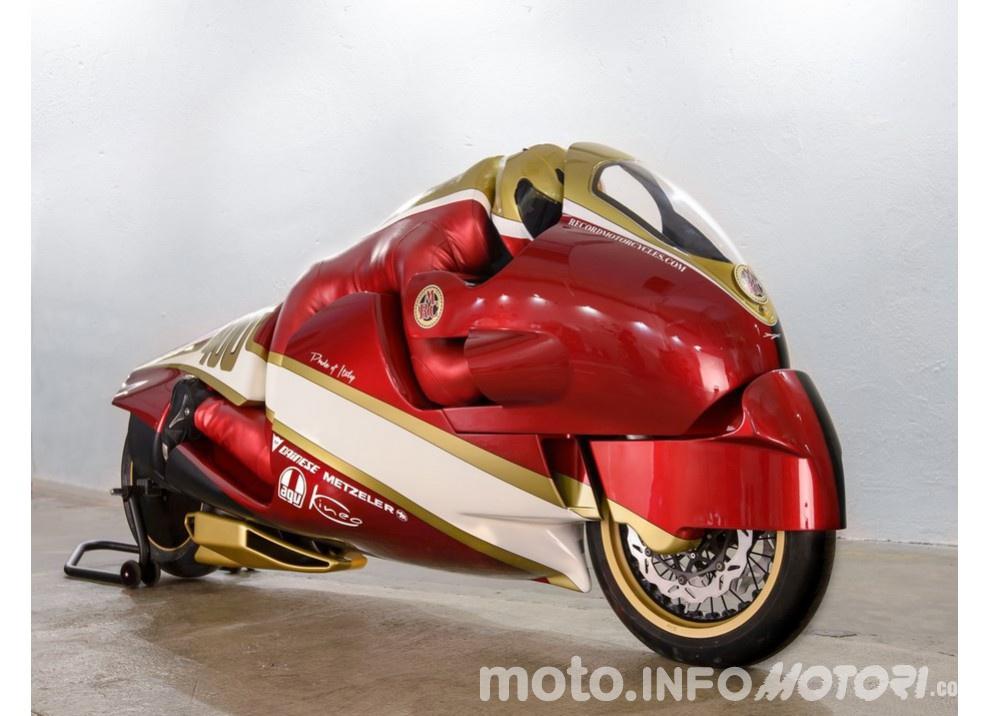 Battere il record di velocità: la Proud of Italy di Roberto Crepaldi - Foto 3 di 6