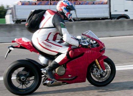 Ducati 1199 Panigale: foto spia della nuova superbike Ducati