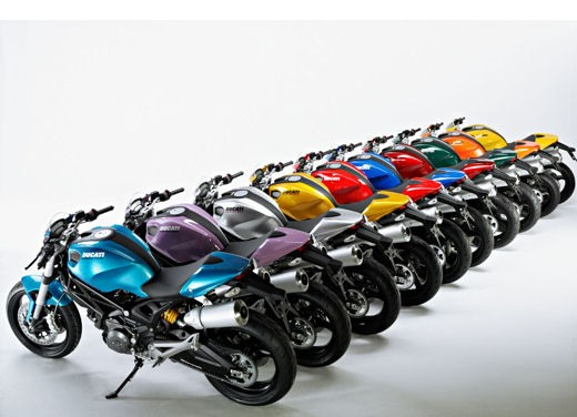 Ducati Monster Art – Colour Therapy - Foto 4 di 31