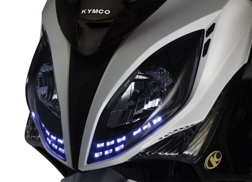 Kymco Xciting 500: Test Ride - Foto 4 di 11