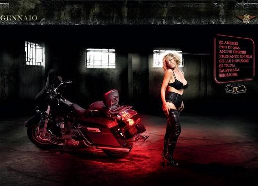 Calendario Harley Davidson 2009 - Foto 3 di 14