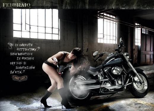 Calendario Harley Davidson 2009 - Foto 4 di 14