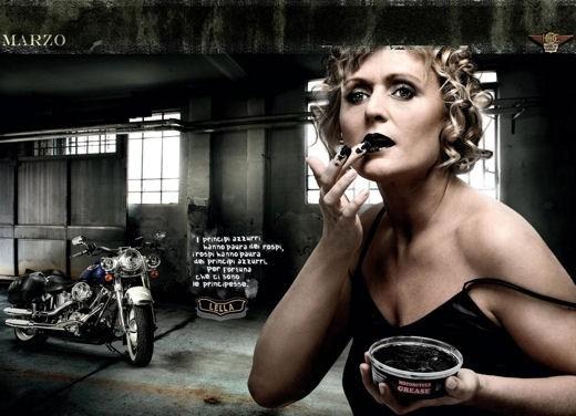Calendario Harley Davidson 2009 - Foto 5 di 14