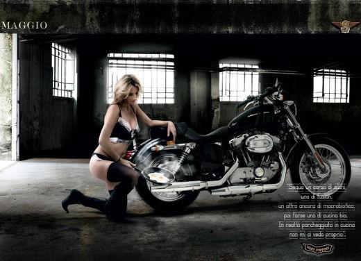 Calendario Harley Davidson 2009 - Foto 7 di 14