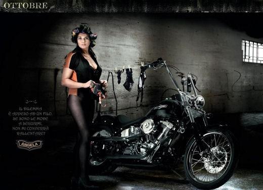 Calendario Harley Davidson 2009 - Foto 12 di 14