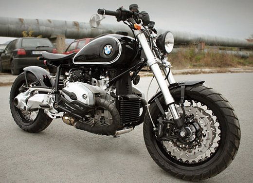 BMW R 1200 R by Galaxy Customs
