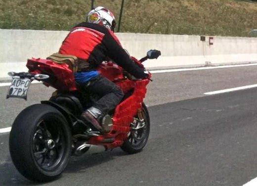 Ducati Superbike 2012: nuove immagini spia della XTreme