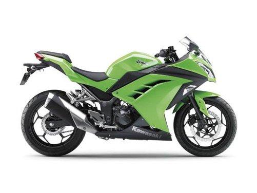 Kawasaki Ninja 300 al prezzo di 4.990 euro
