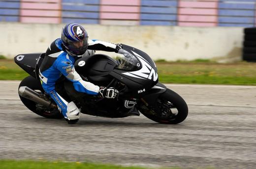 Bimota HB4 Moto2 - Foto 4 di 7
