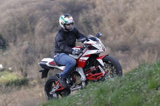Bimota Tesi – Test Ride - Foto 4 di 7