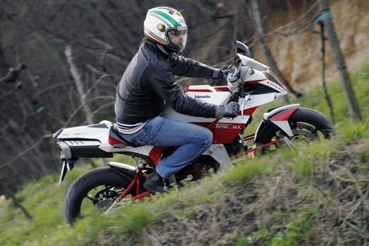 Bimota Tesi – Test Ride - Foto 5 di 7