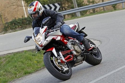 Bimota Tesi – Test Ride