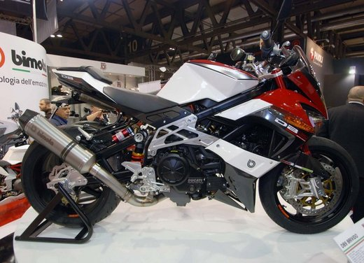 Bimota DB9 Brivido - Foto 3 di 25