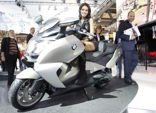 BMW C 650 GT video ufficiale del maxi scooter turistico BMW - Foto 12 di 76