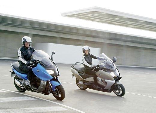 Maxi scooter BMW: comunicati i prezzi