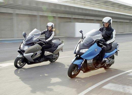 BMW C 600 Sport e BMW C 650 GT: il maxi scooter secondo BMW Motorrad