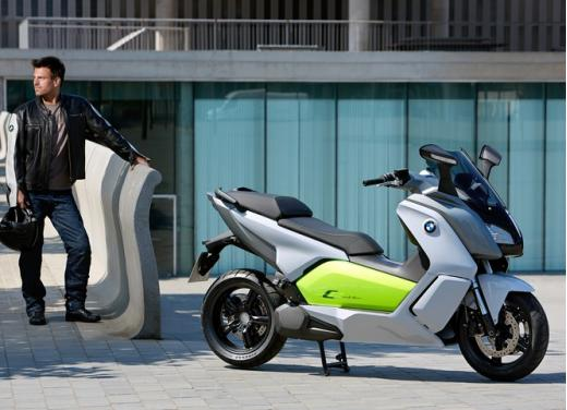 BMW C Evolution - Foto 8 di 16