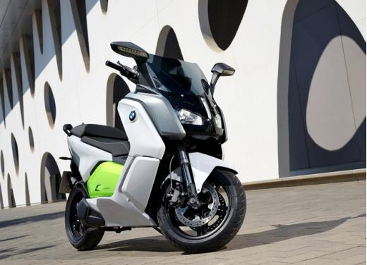 BMW C Evolution - Foto 9 di 16