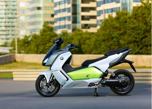 BMW C Evolution - Foto 10 di 16