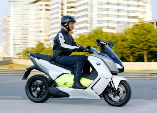 BMW C Evolution - Foto 12 di 16