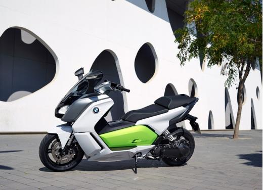 BMW C Evolution - Foto 15 di 16