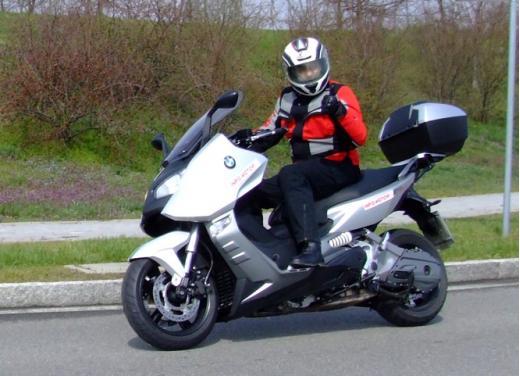 BMW C600 Sport: provato il maxy scooter tedesco